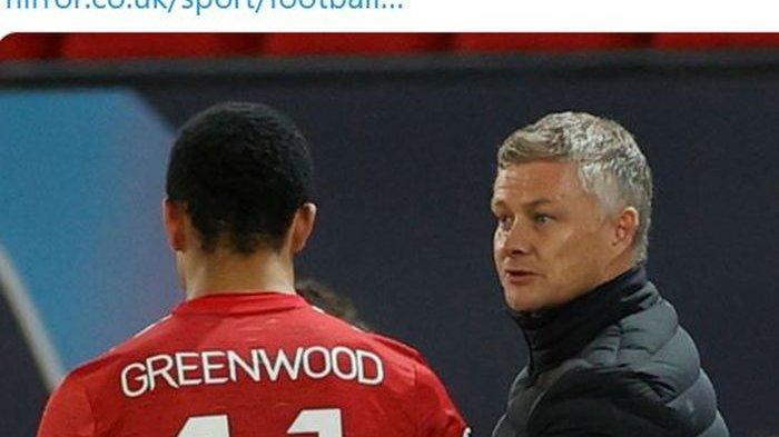 Final Liga Europa - Ole Gunnar Solskjaer Bebaskan Pemain Manchester United Luapkan Emosi