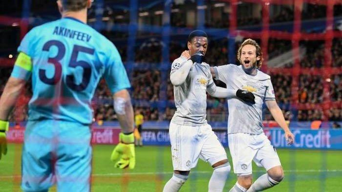 Manchester United Menang, Kata Jose Mourinho : Kami Telah Membuat CSKA Terkejut