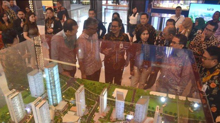 Mandiri Property dan Auto Expo 2018 Ditarget Transaksi Rp 250 Miliar selama Pameran di Surabaya
