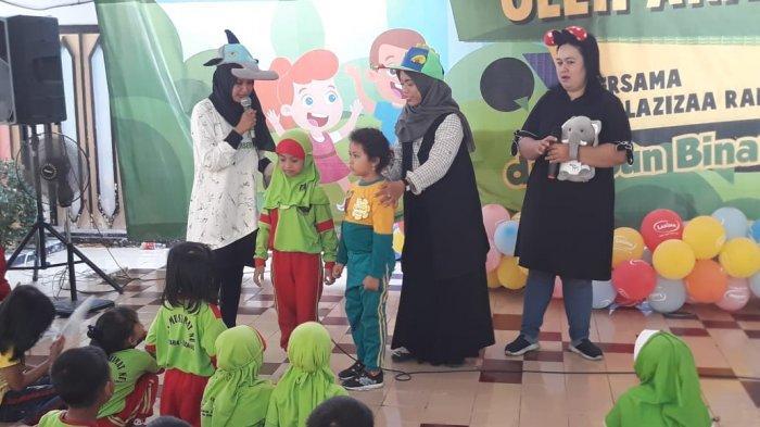 Manfaat Mendongeng Bagi Anak, Tim Dongeng Dinas Perpustakaan dan Kearsipan Kota Surabaya