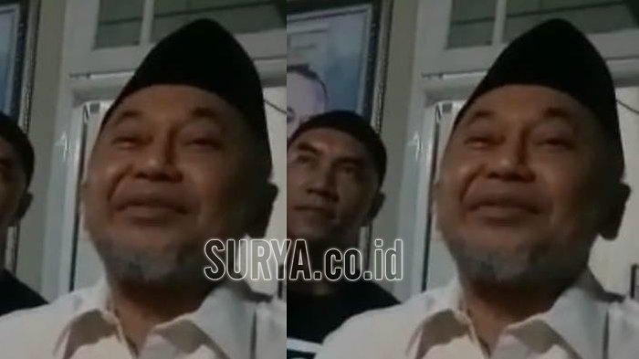 Mantan Kapolda Jatim Irjen Pol (Purn) Untung Suharsono Radjab semasa hidupnya.