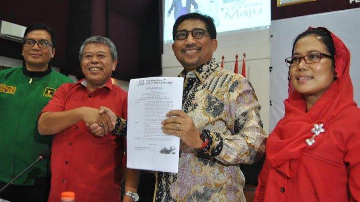 Machfud Arifin Belum Berkomunikasi Dengan PDI Perjuangan Terkait Pilwali Surabaya 2020