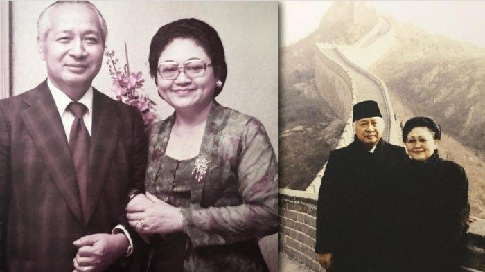 Mantan Kapolri Bantah Isu Bu Tien Wafat karena Baku Tembak, Terungkap Momen Terakhir Istri Soeharto