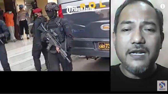 Melihat Polisi Muslim Puasa Sunnah dan Salat Diawal Waktu, Mantan Komandan JI Asia Tenggara Tobat