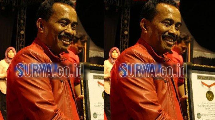 Pindah ke LP Blitar, Mantan Wali Kota Blitar Samanhudi Jalani Orientasi Selama Tiga Hari