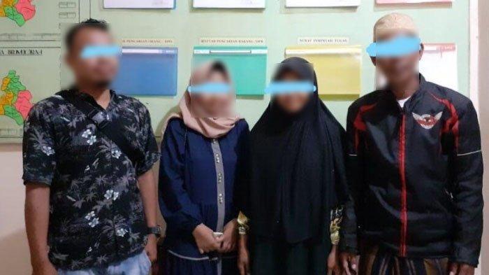 Pasangan Bukan Suami Istri Kepergok Berduaan dalam Kamar Kos di Kabupaten Pamekasan