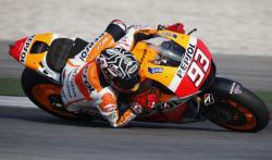 Marquez  Melejit  Pada Sesi Latihan Bebas Kedua GP Americas