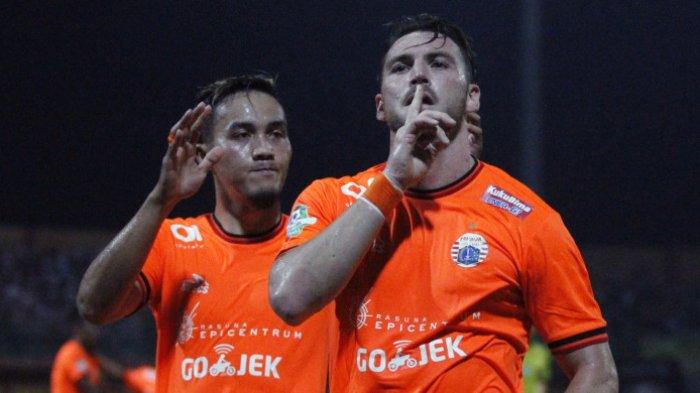 Susunan Pemain Persija Jakarta Vs Persib Final Leg I Piala Menpora 2021: Marko Simic Cadangan