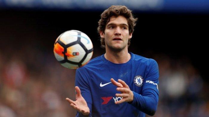 Hasil Skor Man City vs Chelsea: 1-2, Gol Menit Akhir Marcos Alonso Antar The Blues ke Peringkat Tiga