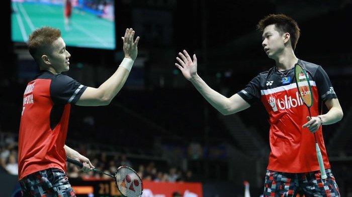 Marcus/Kevin Siap Tanding, Inilah Daftar Wakil Indonesia di German Open 2021 dan Jadwalnya