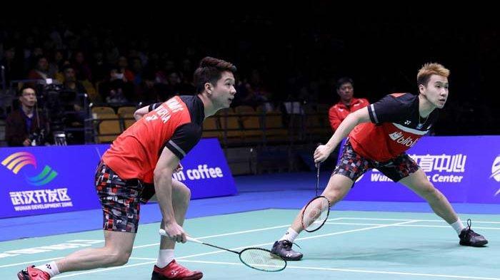 PIALA SUDIRMAN 2019, Marcus/Kevin Fokus Bela Indonesia di Kejuaraan Beregu! Ini Jadwalnya