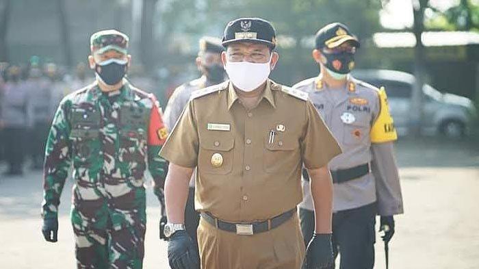 Biodata Marhaen Djumadi, Dilantik Gubernur Khofifah Sebagai PLT Bupati Nganjuk Pengganti Novi Rahman