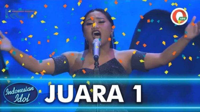 BREAKING NEWS - Maria Juara Indonesian Idol 2018, Pemenang Termuda dalam Sejarah