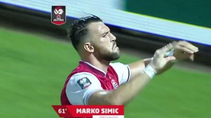 Prediksi Susunan Pemain Persija vs Persib Bandung: Ketajaman Marco Simic Dibutuhkan Macan Kemayoran