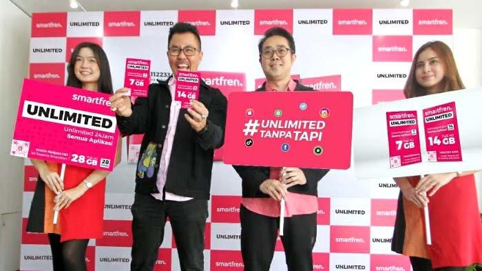 Booster Unlimited Smartfren Dukung Kebutuhan Internet School from Home dan Work from Home