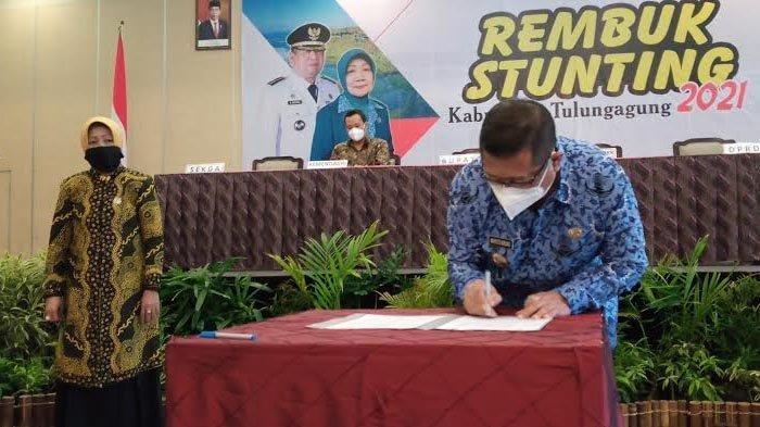 2.901 Anak di Tulungagung Dalam Kondisi Stunting, Pemkab Anggarkan Lebih Dari Rp 300 Miliar