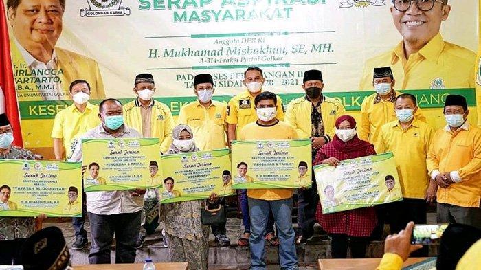 Bersafari di Pasuruan dan Probolinggo, Misbakhun Sosialisasikan Peluang Airlangga Hartarto