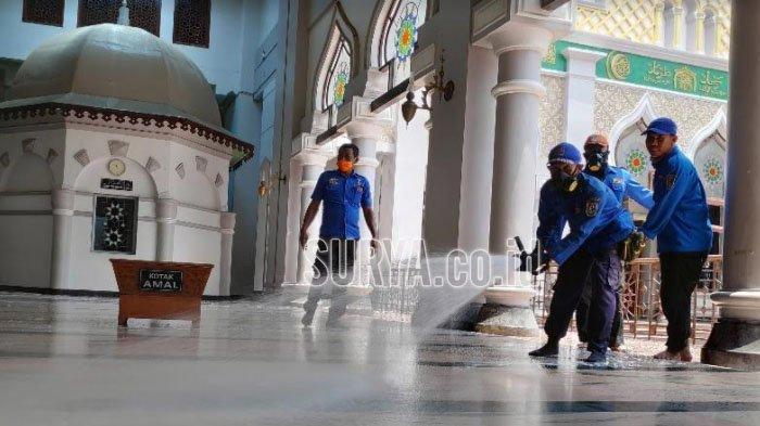 Jemaah Salat Idul Fitri di Kabupaten Tuban Dibatasi 15 Persen dari Kapasitas Masjid