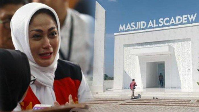 Sisca Dewi Bangun Masjid Megah di Madiun sebelum Dipenjara