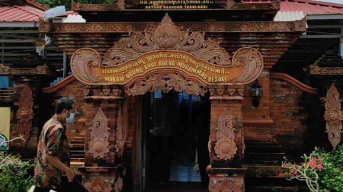 Cegah Penyebaran Covid 19, Masjid KH Hasan Besari Ponorogo Tak Selenggarakan Salat Malam Tahun ini