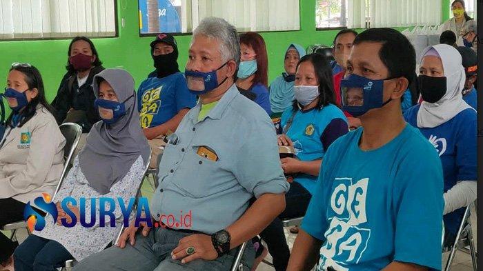 Masker Transparan Bantu Penyandang Disabilitas Malang Berkomunikasi
