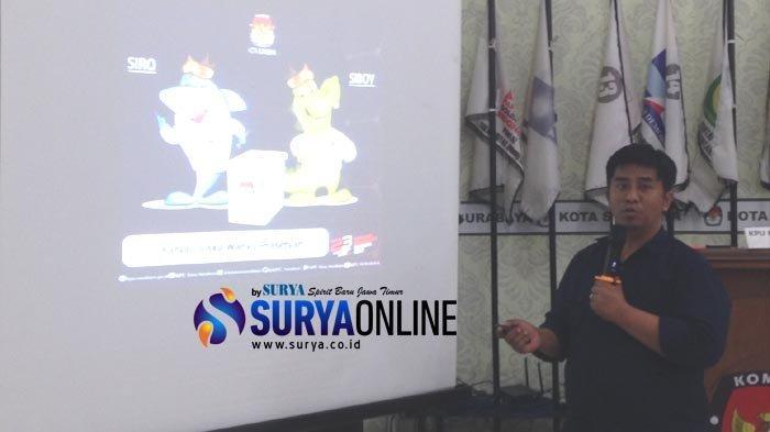 SIRO dan SIBOY akan Jadi Maskot Pilwali Surabaya 2020, Didesain oleh Mahasiswi Unesa