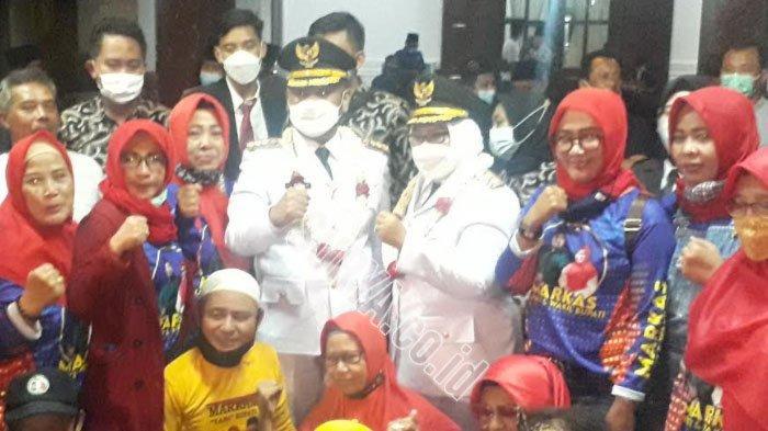 Usai Dilantik, Gus Yani - Bu Min Tancap Gas Benahi Pelayanan PDAM dan Banjir Kali Lamong