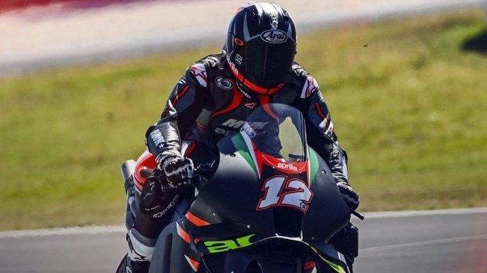 Jadwal MotoGP Aragon 2021, Debut Perdana Vinales Bersama Aprilia