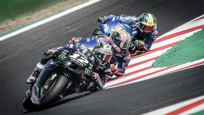 MotoGP Aragon 2021  Jadi Ajang Pembuktian Maverick Vinales