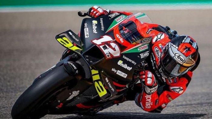 Klasemen MotoGP Aragon 2021: Kans Quartararo Perlebar Jarak, Debut Maverick Vinales, LIVE Trans 7