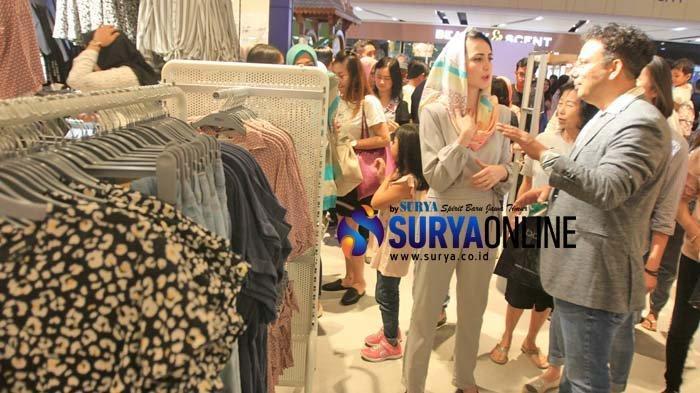 Brand Ritel Asal Dubai, Max Fashion, Buka Gerai Pertama di Surabaya