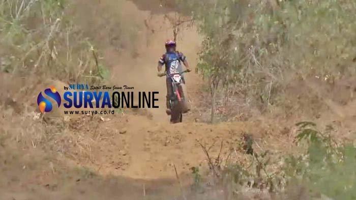 Rayakan HUT TNI ke-74, 900 Crosser se-Jatim Ikut Mayangkara Adventur Trail di Mojokerto