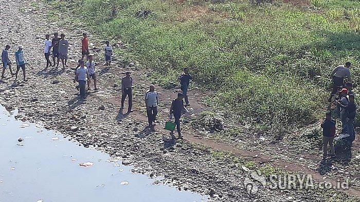 Hendak Bajak Sawah, Warga Jember Temukan Mayat Bayi Laki-Laki di Sungai