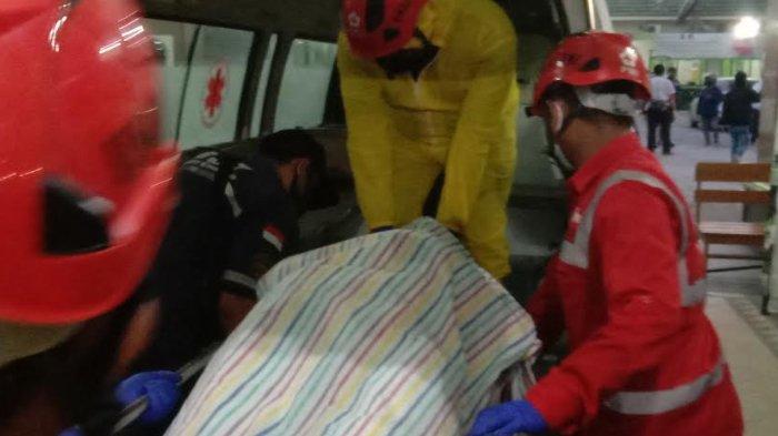 Lift Proyek RSI Unisma Jatuh dan Menewaskan 4 Pekerja Setelah Istirahat Makan Siang