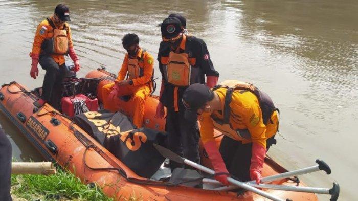 Terungkap, Identitas Mayat Mengambang di Sungai Brantas Kota Kediri, Pria Warga Tulungagung
