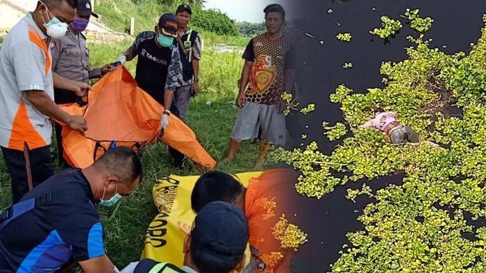 MAYAT PEREMPUAN Ditemukan Terapung di Sungai Bengawan Solo Bojonegoro, Ini Ciri-cirinya
