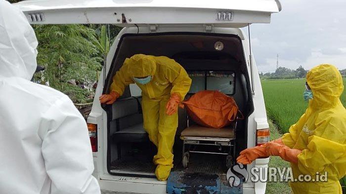 Mengenaskan, Seorang Pria di Sidoarjo Ditemukan Membusuk di Pinggir Sumur
