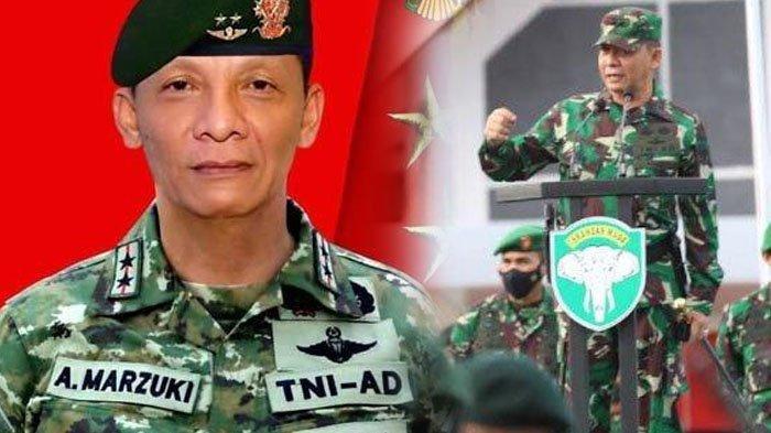 Profil dan Biodata Mayjen TNI Achmad Marzuki yang Kirim 450 Prajurit Terbaik ke Papua, Karir Moncer