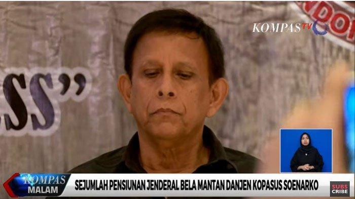 Mayjen (Purn) Zacky Anwar Komentari Senjata Diduga Milik Eks Danjen Kopassus Soenarko, 'Rongsokan'