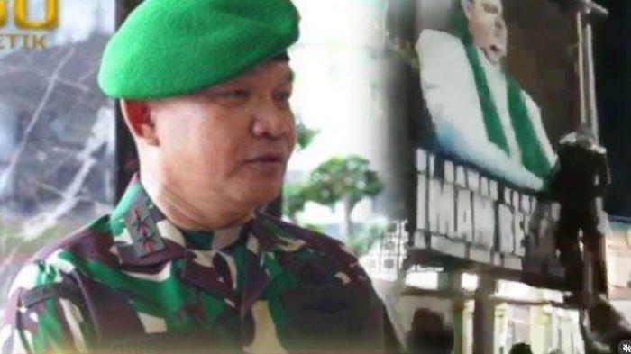 Habib Rizieq Hujat TNI dan Polri, Pangdam Jaya Sebut Rizieq Bukan Habib karena Bahasanya Kotor