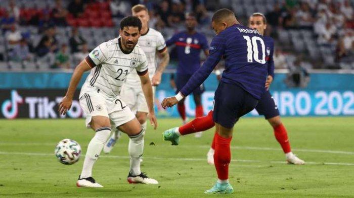 Perancis bakal menghadapi Belgia di laga Semifinal UEFA Nations League