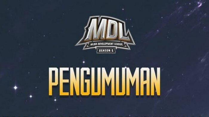 MDL Season 2 Week 6: Patch Terbaru Bikin Pertandingan Diundur, Simak Jadwal Terbaru Berikut Ini