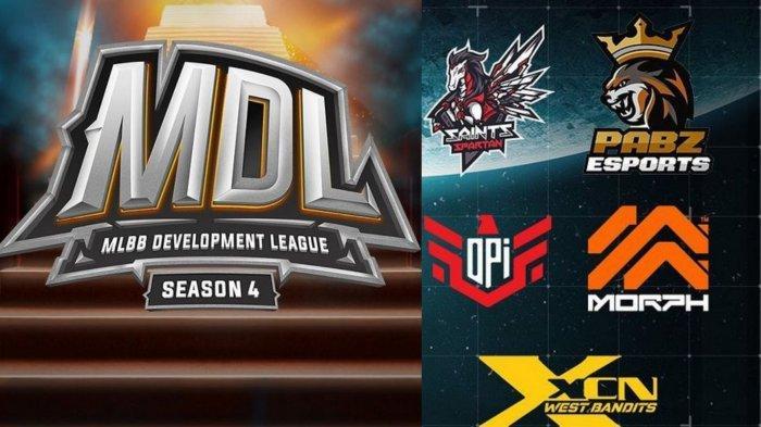 MDL Season 4 Bergulir 17 Juli 2021: Ini Daftar Lengkap Jadwal, Tim dan Pemain di Babak Kualifikasi