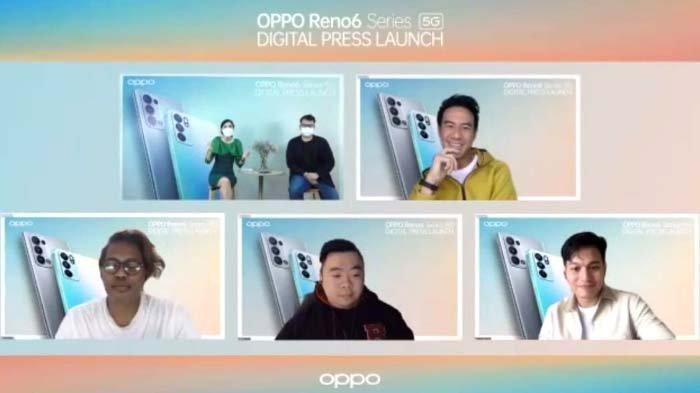 OPPO Reno6 Series 5G Resmi Meluncur di Pasar, Dibanderol dengan Harga Segini