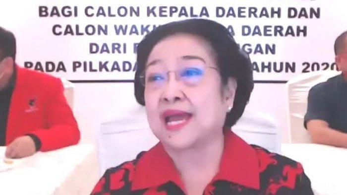 'Bu Mega' Trending Twitter Setelah Megawati Sentil Milenial, Diingatkan Ucapan Bung Karno: Jasmerah
