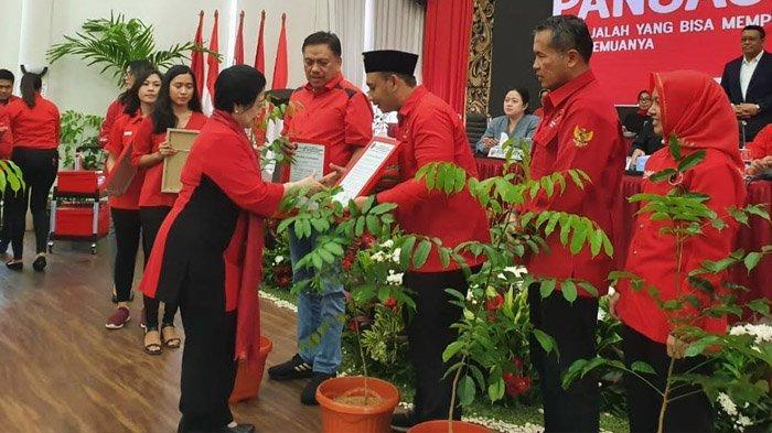 Pasangan Ony dan Antok Resmi Dapat Rekom dari DPP PDIP untuk Maju di Pilbup Ngawi 2020