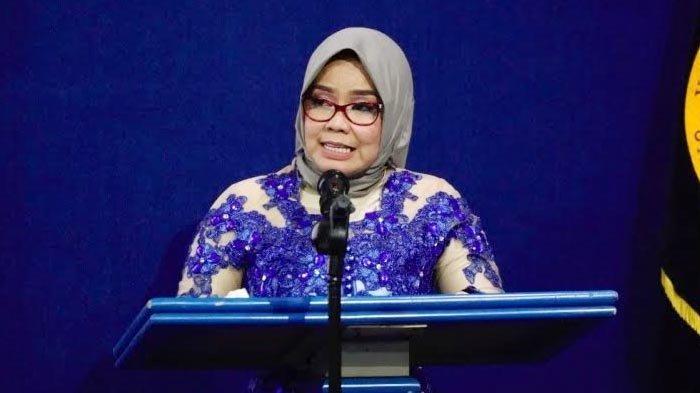 Dr Meithiana Indrasari ST MM Jabat Ketua Stikosa AWS Surabaya Periode 2021-2024