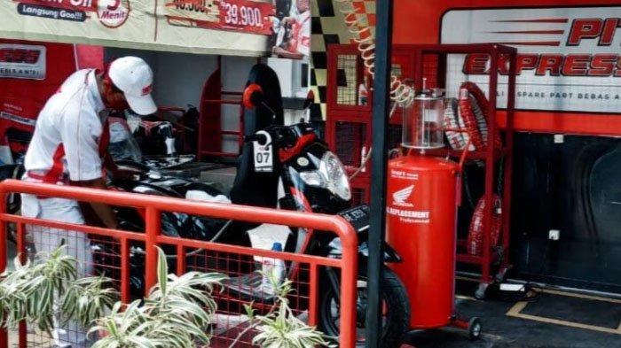 Tips Perawatan Motor Setelah Melakukan Perjalanan Jarak Jauh Ala MPM Honda