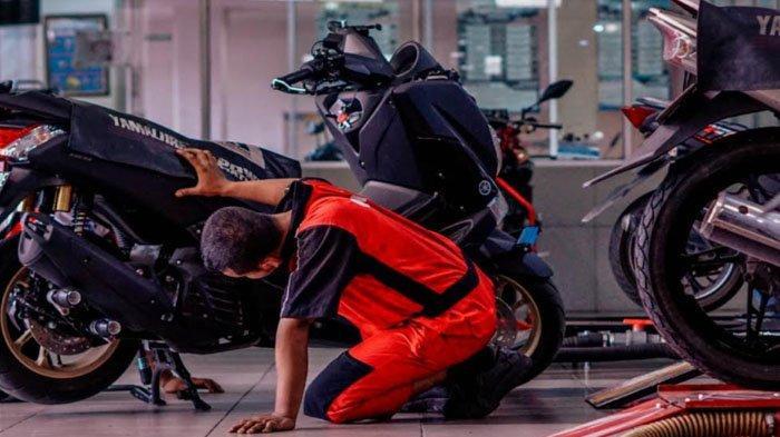 Servis Motor Yamaha Rutin Bisa Dapat Hadiah Puluhan Juta Rupiah, Ini Caranya