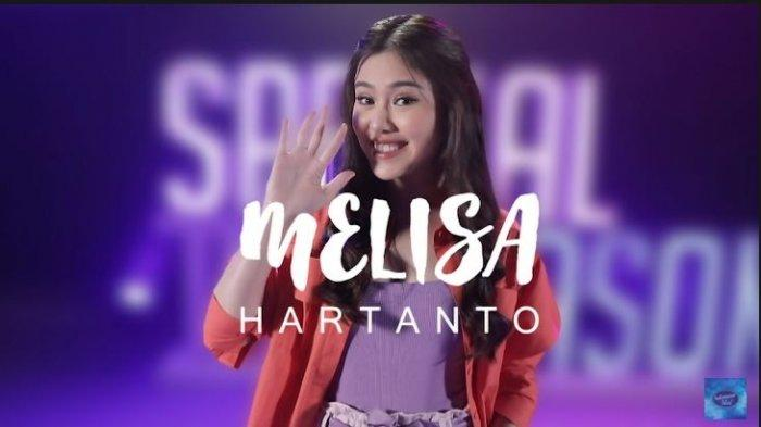 Melisa Hartanto, kontestan Indonesian Idol 2021 yang tampil di Final Showcase